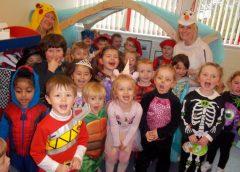 Will Parents Help Children Have Fancy Dress Party Fun?