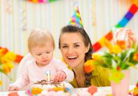 First Birthday Party Celebration Tip and Hints