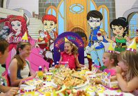 Birthday Party Ideas From the Celebrities